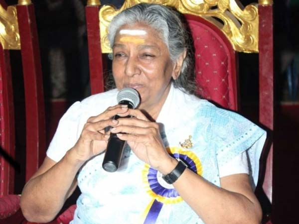 S Janaki will be ended her singing journey on october 28th in mysuru.