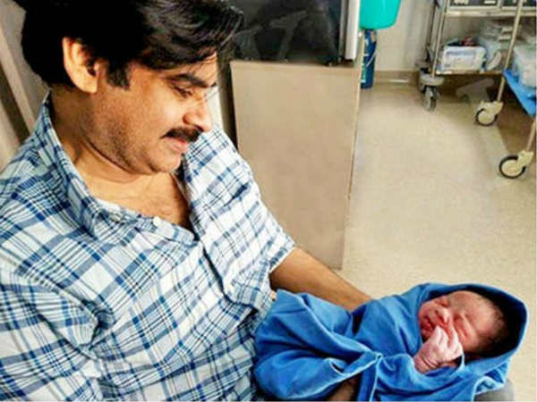 Pawan Kalyan, wife Anna Lezhneva are parents to newborn son.