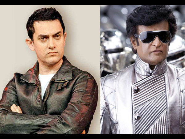 Aamir Khan Was offered Rajinikanths role in 2.0