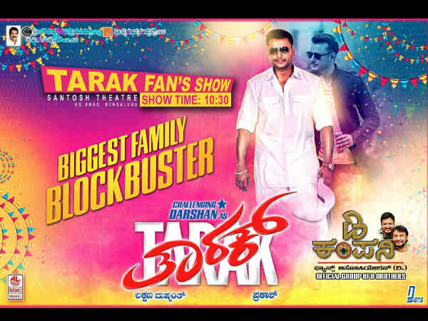 Tarak Fans Show on October 15