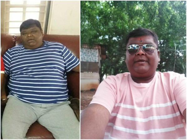 Bullet Prakash loses his weight