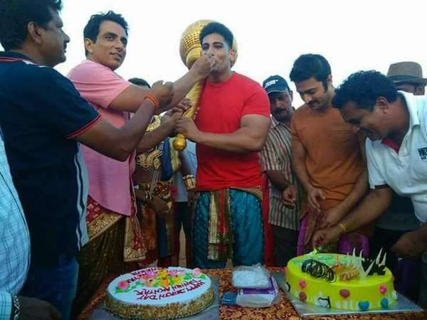Danish akhtar saifi birthday celebration in kurukshetra shooting set