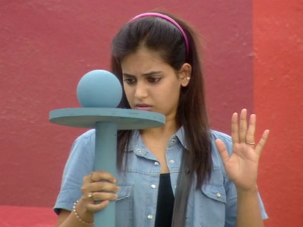 Bigg Boss Kannada 5: Week 2 : Shruti Prakash becomes captain