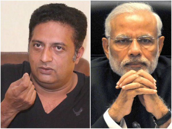 Prakash Raj wants apology for note ban