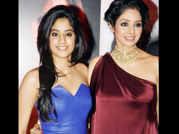 Sridevi to play Janhvi's mother in her debut film