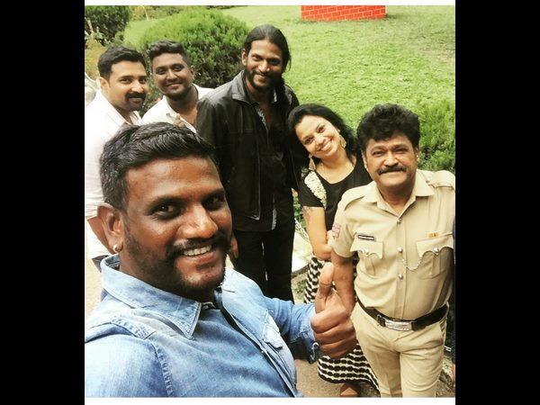 '8MM' ಚಿತ್ರದಲ್ಲಿ ಖಾಕಿ ತೊಟ್ಟ ನವರಸ ನಾಯಕ ಜಗ್ಗೇಶ್