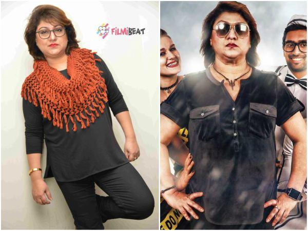 ಹೊಸ ಚಿತ್ರಕ್ಕಾಗಿ 9 ಕೆಜಿ ತೂಕ ಇಳಿಸಿದ ಮಾಲಾಶ್ರೀ