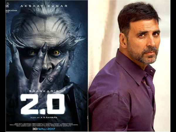 '2.0' ಚಿತ್ರದ ಬಗ್ಗೆ ಅಕ್ಷಯ್ ಕುಮಾರ್ ಕೊಟ್ರು ಬ್ರೇಕಿಂಗ್ ನ್ಯೂಸ್.!