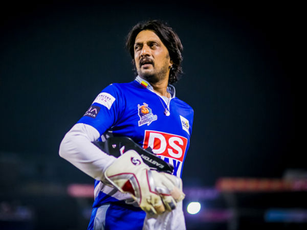 Kiccha Sudeep Practice starts For CCL