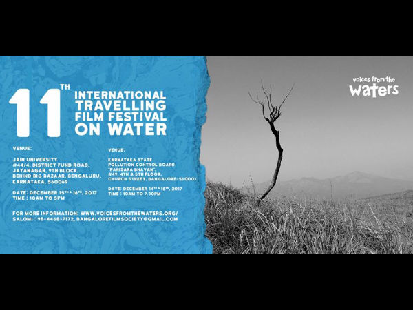 11th International Travelling Film Festival On Water 2017