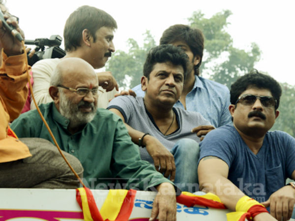 Kannada film stars will be involved in the Mahadayi protest
