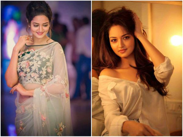 Shanvi Srivastava next project will be suspense thriller movie