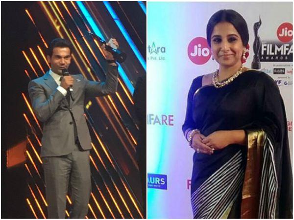 ಅದ್ಧೂರಿ ನಡೆಯಿತು 63ನೇ ಫಿಲ್ಮ್ ಫೇರ್ ಪ್ರಶಸ್ತಿ ಕಾರ್ಯಕ್ರಮ