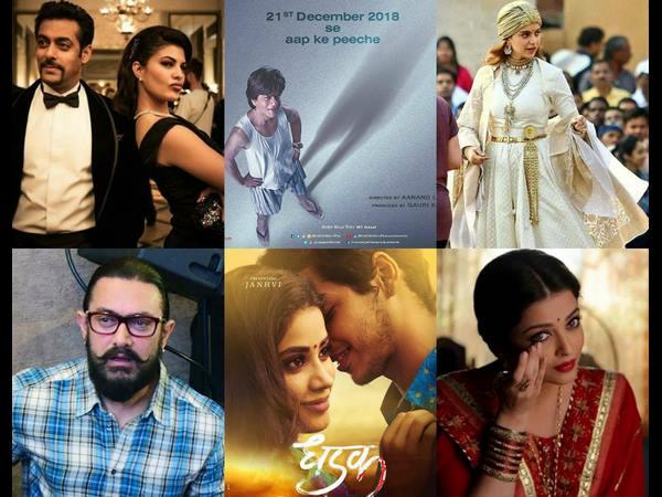 ಈ ವರ್ಷ ಹಿಂದಿಯಲ್ಲಿ ನೋಡಬಹುದಾದ 'ಬಿಗ್' ಚಿತ್ರಗಳು