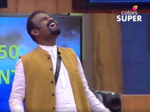 'ಬಿಗ್ ಬಾಸ್' ಮನೆಯೊಳಗೆ ಮತ್ತೆ ಜಯಶ್ರೀನಿವಾಸನ್ ಪ್ರತ್ಯಕ್ಷ.!