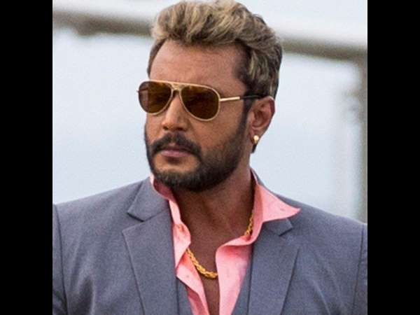 Darshan has been titled as 'Karunadina Karna' by his fans