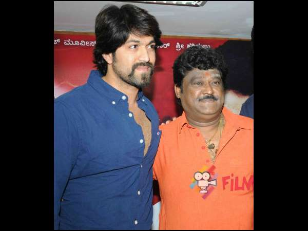 Jaggesh wish to Yash Birthday