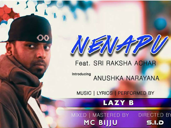 Rap Song from Lazy B Nenapu