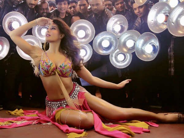 Jacqueline Fernandez featurs Ek Do Teen song released