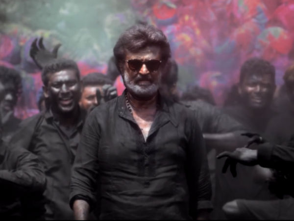 rajinikanth kala teaser tredning in youtube