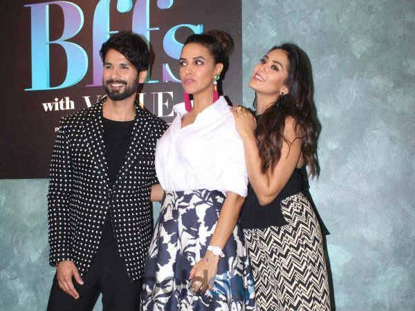 Mira Rajput Once Threw Hubby Shahid Kapoor Out Of Their House