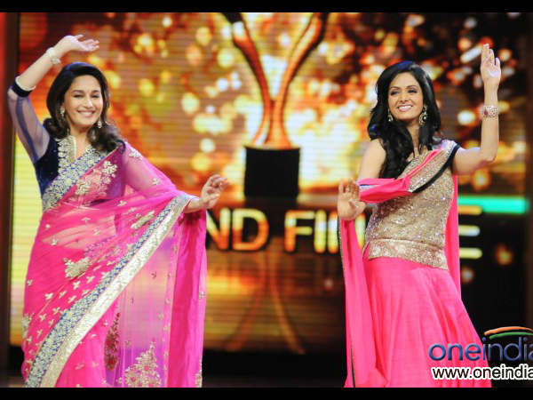 Madhuri Dixit for stepping into Sridevi's role in Shiddat