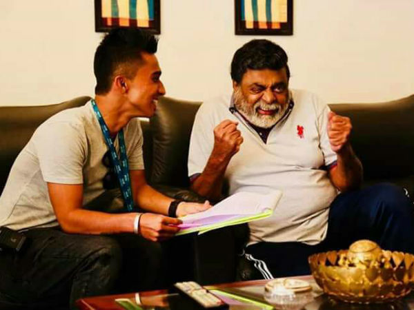 First look of Ambareesh in Ambi Ning Vayasaytho revealed