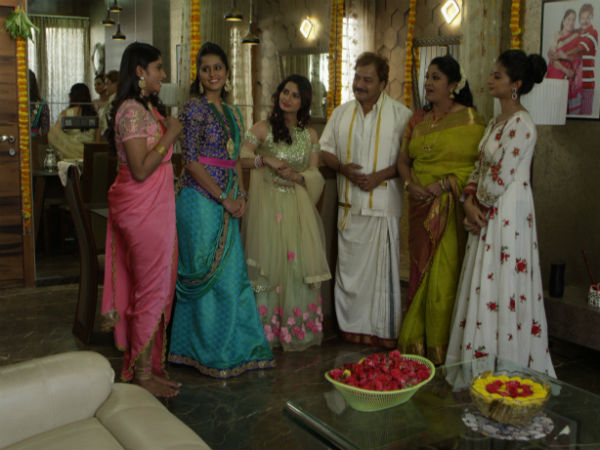 Udaya TV Serials Mahasanchike from March 12th