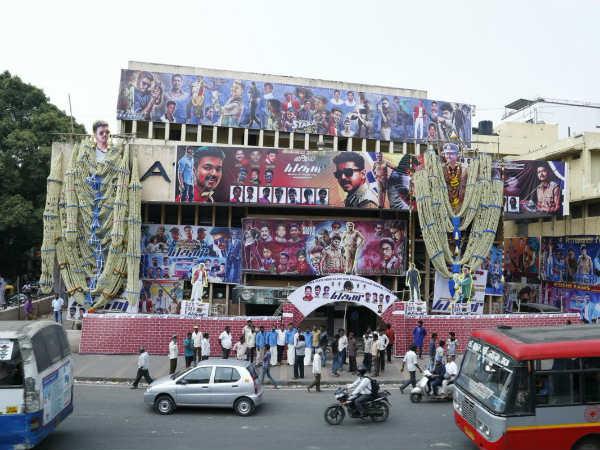 ತಮಿಳು ಸೆಂಟರ್ ನಟರಾಜ ಚಿತ್ರಮಂದಿರದಲ್ಲಿ ಸಿನಿಮಾ ಪ್ರದರ್ಶನ ಸ್ಥಗಿತ