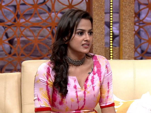 Actress Shraddha Srinath spoke about Rakshit Shetty in No1 yari with Shivanna program