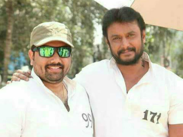 actor and director Tarun will be directing Darshan movie.