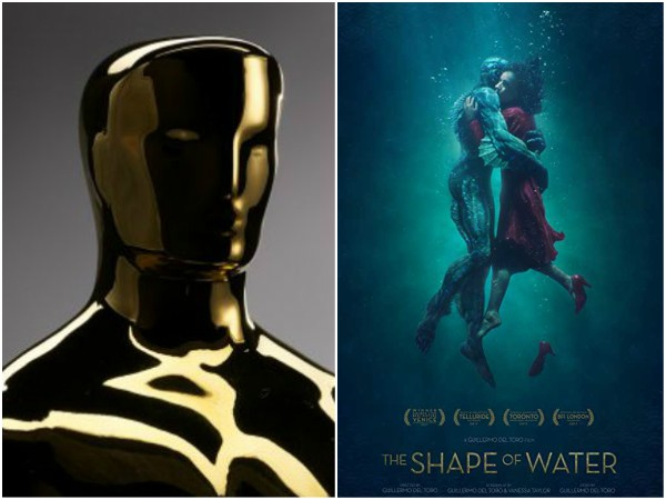 Oscar Awards 2018 : The shape of water movie Wins best picture award