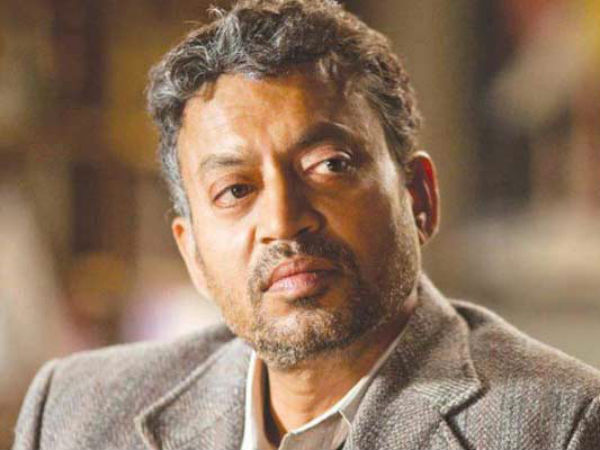 Irrfan Khan revealed that he has contracted with a rare disease