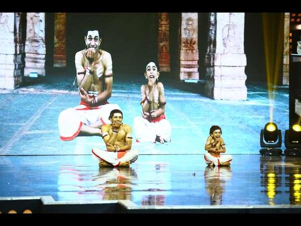 'ಸಲಾಂ ಸಿನಿಮಾ' ಎನ್ನುತ್ತಿದ್ದಾರೆ ಮಾಸ್ಟರ್ ಡ್ಯಾನ್ಸರ್ಸ್