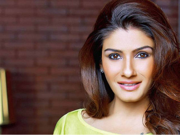 FIR lodged against Bollywood Actress Raveena Tandon
