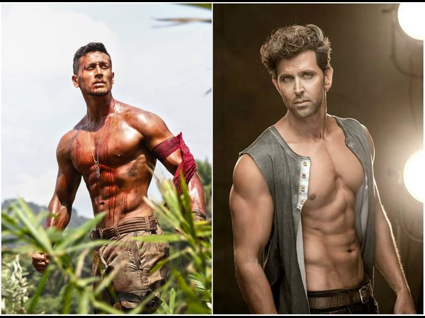 Hrithik Roshan gives Best action hero title to Tiger Shroff
