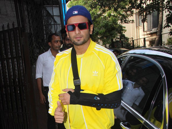Ranveer Singh out from IPL