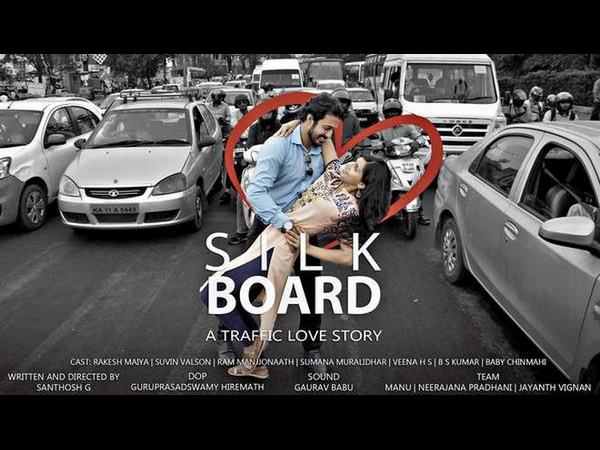 Silkboard a traffic love story short film released.