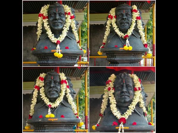 ರಾಜ್, ವಿಷ್ಣು, ಶಂಕ್ರಣ್ಣ ,ತೂಗುದೀಪ್ ಶ್ರೀನಿವಾಸ್ ಇಲ್ಲಿ ಎಲ್ಲರೂ ಒಂದೇ