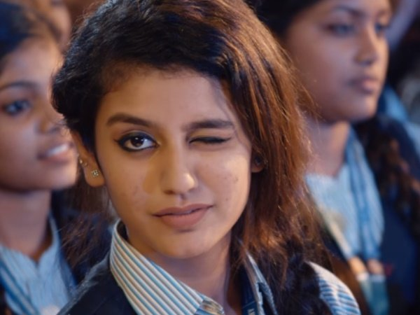 The controversy around Priya Prakash Varrier