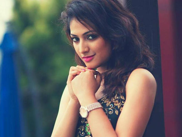 Haripriya signs women oriented film directed by J Shankar