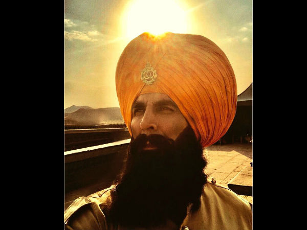 Fire breaks out on sets of Akshay Kumar starrer Kesari