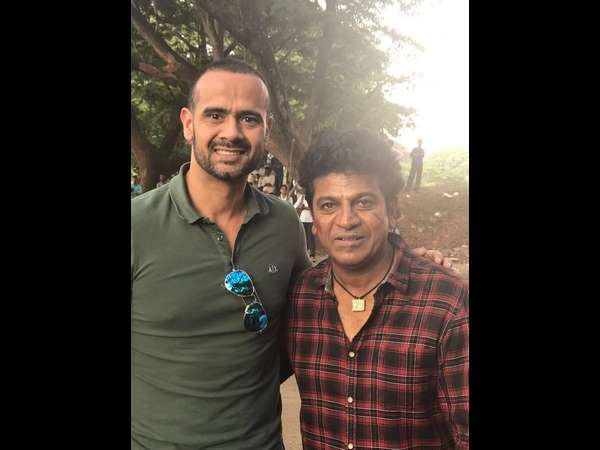England cricketer Owais Shah watched tagaru kannada movie