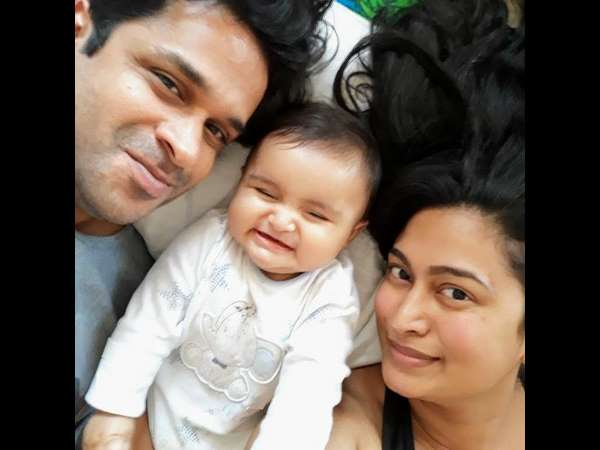 Shweta Srivastava was created Instagram account in the name of her daughter