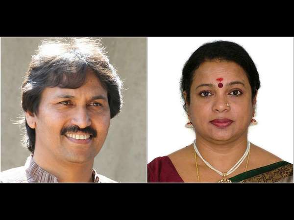 A complaint filed Election Commission for not tecasting the Kannada actors films and shows