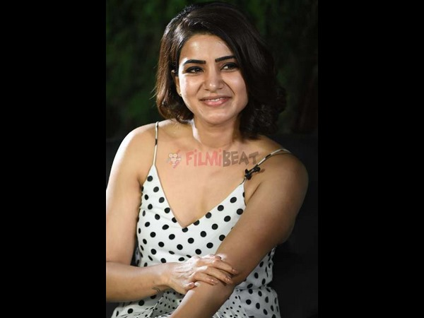 samantha akkineni has changed her hair style for the summer