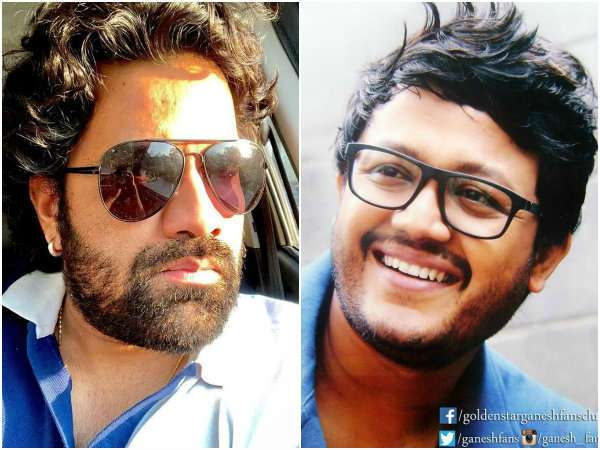 Ganesh confirms Vijay nagendra movie