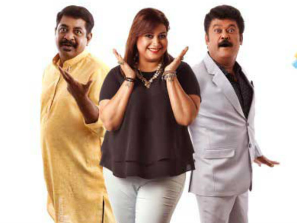 Watch Comedy Khiladigalu reality show this weekend for the big surprise