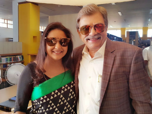 Ananth Nag, TS Nagabharana and Malavika are acting in KGF movie.