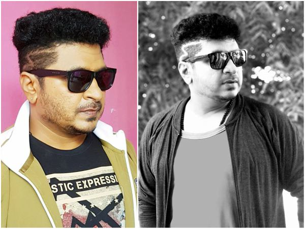kannada comedy actor Kuri Prathap came with new hairstyle